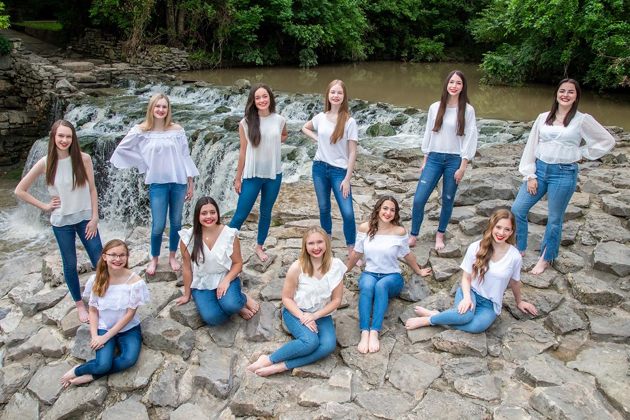 2021 Senior Waterfall