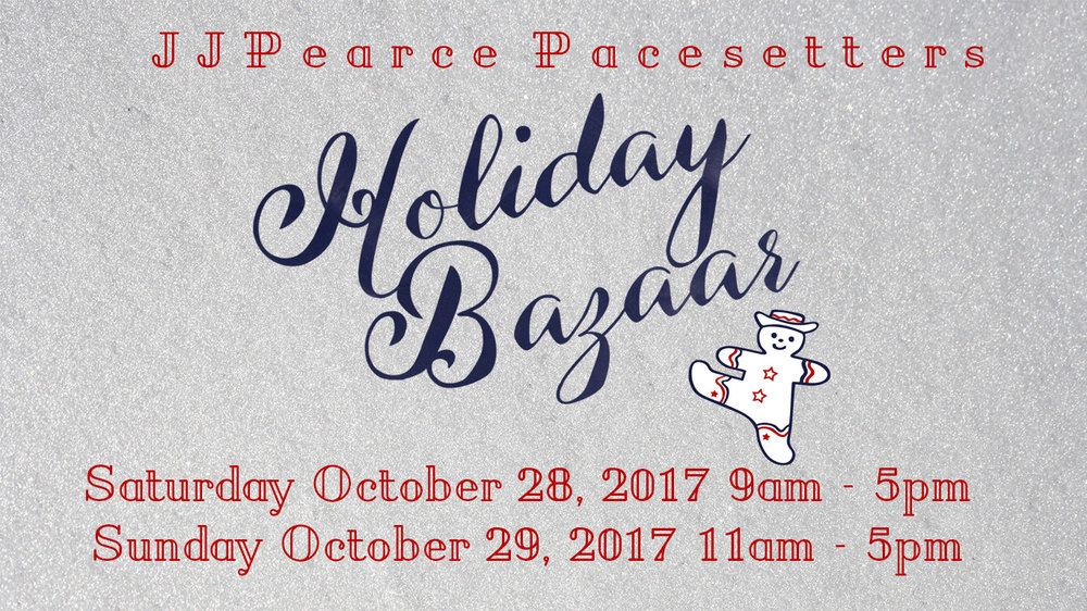 Holiday Bazaar 2017